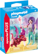 PLAYMOBIL 70299 Fee mit Drachenbaby