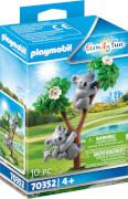 PLAYMOBIL 70352 2 Koalas mit Baby