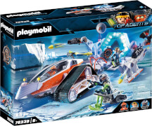 PLAYMOBIL 70230 Spy Team Kommandoschlitten
