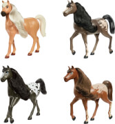 Mattel GXD96 Spirit Horse Herd, sortiert