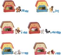 Mattel GXF86 Spirit Precious Ponies & Friends Collectibles, sortiert