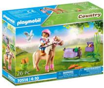 Playmobil 70514 Sammelpony ''Isländer''