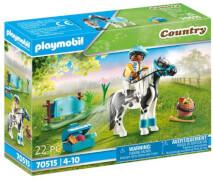 Playmobil 70515 Sammelpony ''Lewitzer''
