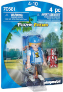 Playmobil 70561 Teenie mit RC-Car