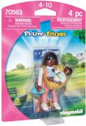 Playmobil 70563 Mama mit Babytrage