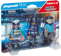 Playmobil 70669 Figurenset Polizei