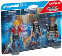 Playmobil 70670 Figurenset Ganoven