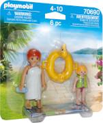 Playmobil 70690 DuoPack Aqua Park Badegäste