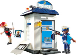 Playmobil 70498 Starter Pack Polizei