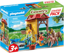 Playmobil 70501 Starter Pack Reiterhof