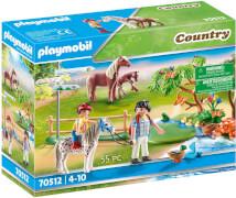 Playmobil 70512 Fröhlicher Ponyausflug