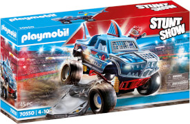 Playmobil 70550 Stuntshow Monster Truck Shark