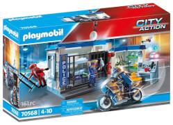 Playmobil 70568 Polizei: Flucht aus dem Gefängnis