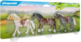Playmobil 70683 3 Pferde