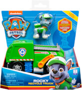 Spin Master Paw Patrol Basic Vehicle Rocky