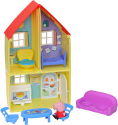 Hasbro F21675L0 Peppa Pig Haus Spielset m.Fig+Access.