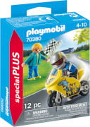 PLAYMOBIL 70380 Jungs mit Racingbike