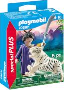 PLAYMOBIL 70382 Asiakämpferin mit Tiger