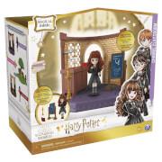 Spin Master Wizarding World Harry Potter Zauberkunst Klassenzimmer Spielset