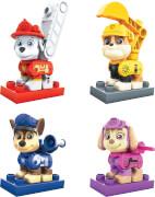 Mattel GYH89 Mega Bloks Paw Patrol Figuren, sortiert