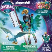 PLAYMOBIL 70802 Knight Fairy mit Seelentier