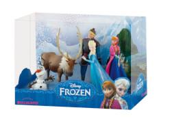 Bullyland Walt Disney Frozen Eiskönigin Deluxe Set
