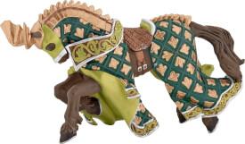 Papo 39923 Pferd des Waffenmeisters Drache
