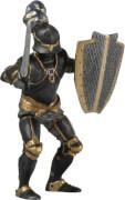 Papo 39275 Ritter mit schwarzer Rüstung