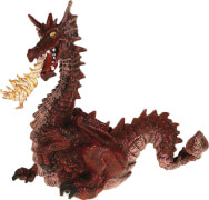 Papo 39016 Feuerspeiender Drache, rot