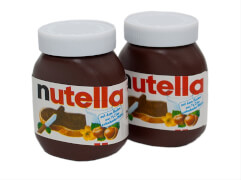 Nutella-Set