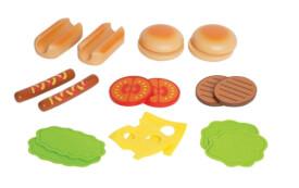 Hape Hamburger und Hotdogs