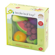 Tenderleaftoys - Früchte für Marktstand