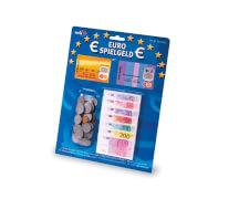 Noris  Spiele Euro Spielgeld Scheine + Münzen