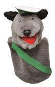 KERSA Handspielpuppe Polizeihund Schnuffi Classic