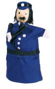 GoKi Handpuppe Polizist