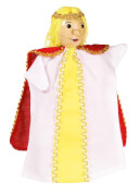 GoKi Handpuppe Prinzessin