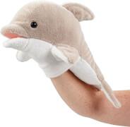 Handspiel-Delfin