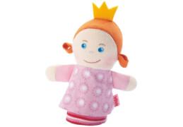HABA - Fingerpuppe Prinzessin, ca. 9 cm, ab 18 Monaten
