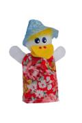 KERSA Fingerpuppe Stadtgans Polly