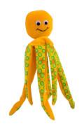 KERSA Handspielpuppe Krake Paulinchen,gelb Ocean