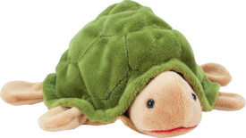 Beleduc Handpuppe Schildkröte