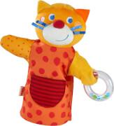 HABA Klang-Handpuppe HABA-Musikant Katze