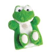 Doudou - Handpuppe Soft Frosch