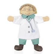 Sterntaler Handpuppe Arzt original