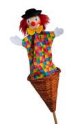 KERSA Tütenkasper Clown Korbi