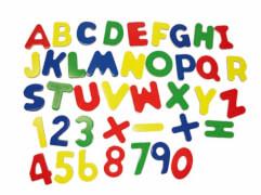 Magnetisches Buchstaben- und Zahlenset