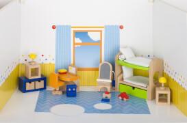GoKi Puppenmöbel Kinderzimmer