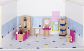 GoKi Puppenmöbel Badezimmer