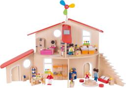 GoKi Puppenhaus Modern Living