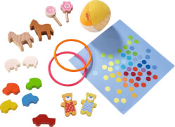 HABA Little Friends  Spielset Lieblingsspielsachen